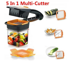 Load image into Gallery viewer, The Best Fruit And Vegetable Dicer Chopper