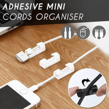 Load image into Gallery viewer, Adhesive Mini Cords Organizer (20 PCS)