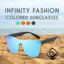 Load image into Gallery viewer, Infinity Fashion Sunglasses | Look Your Best Everyday!