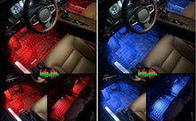 Load image into Gallery viewer, The last day-Car Interior Ambient Lights(Contains four light bars)