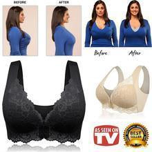 BEST CHOICE   Front Closure Extra-Elastic Breathable Bra