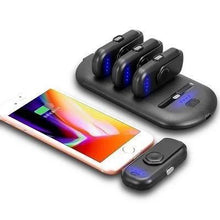 Load image into Gallery viewer, (A set of free shipping)--Portable magnetic 4-in-1 mobile power supply