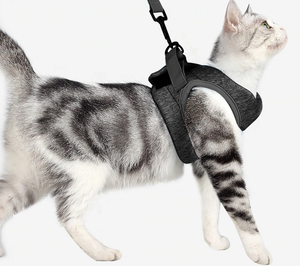 Escape Proof Cat Vest Harness and Leash