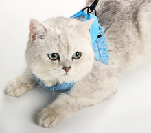 Load image into Gallery viewer, Escape Proof Cat Vest Harness and Leash