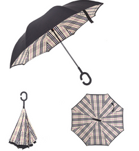 Load image into Gallery viewer, Smart-Brella - The World's First Reversible Umbrella