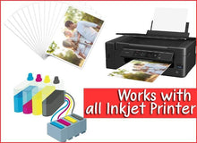 Load image into Gallery viewer, PrintOnMe Fabric Transfer Paper