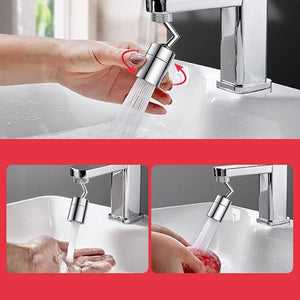 (LAST 2 DAYS PROMOTION - 50% OFF) Universal Splash Filter Faucet