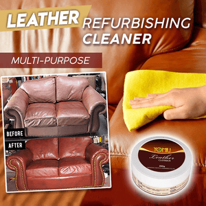 Multi-Purpose Leather Refurbishing Cleaner-HOT