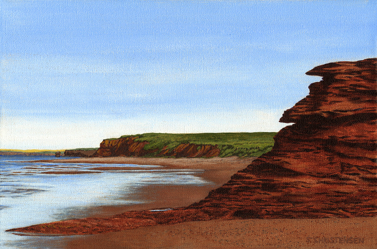 Along Darnley Shore PEI
