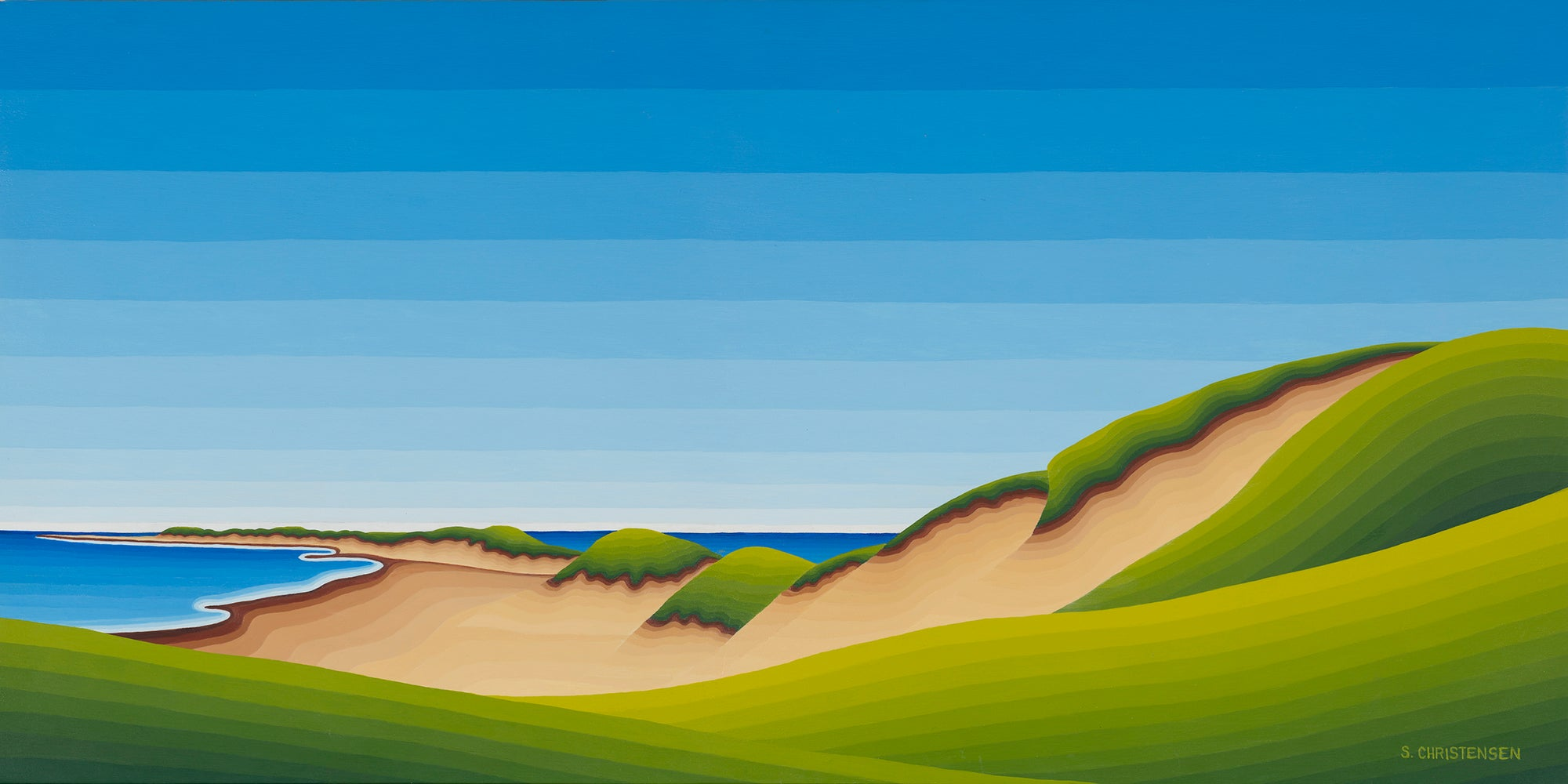 Dunes of the North Shore PEI