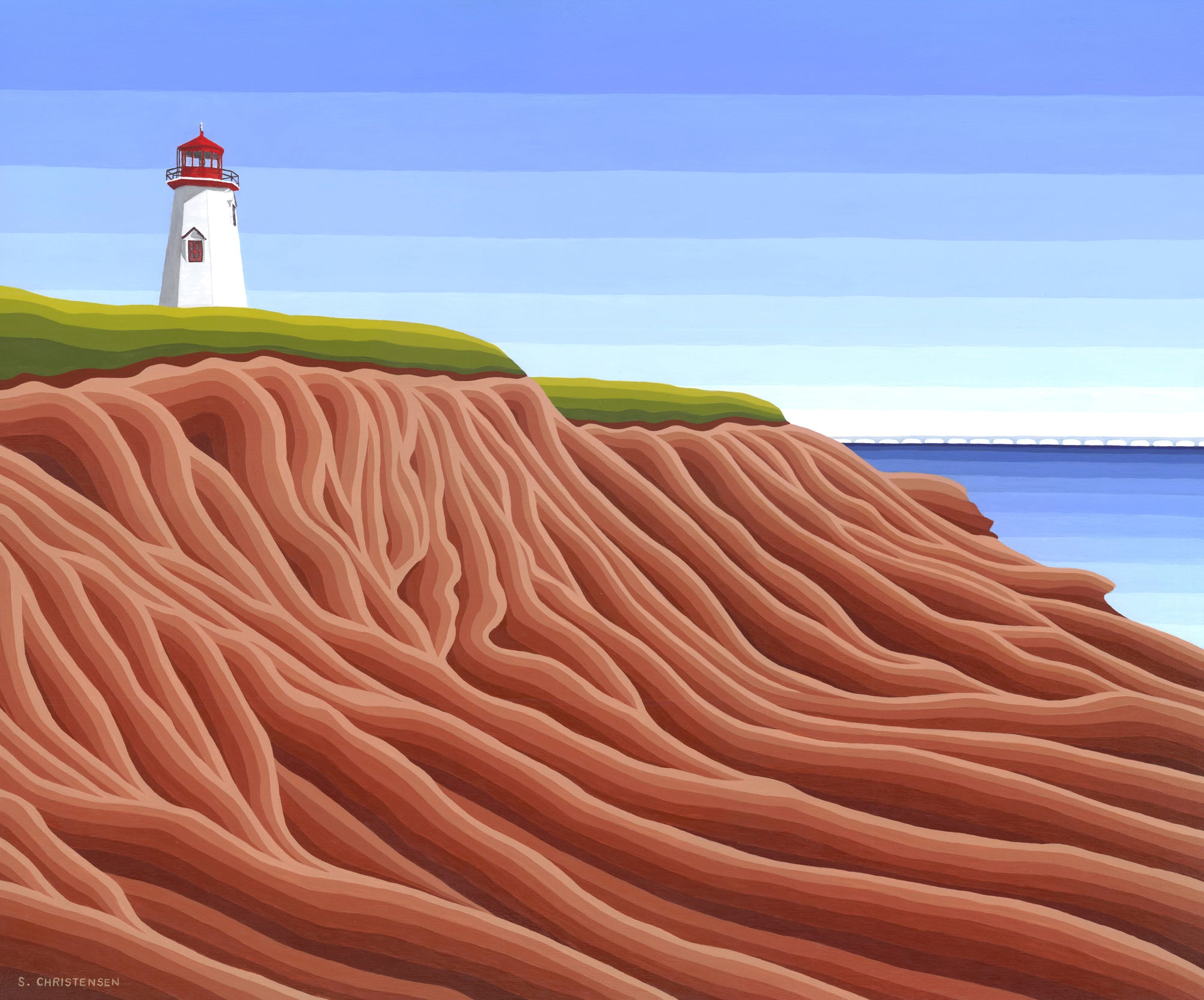 Seacow Head Lighthouse PEI