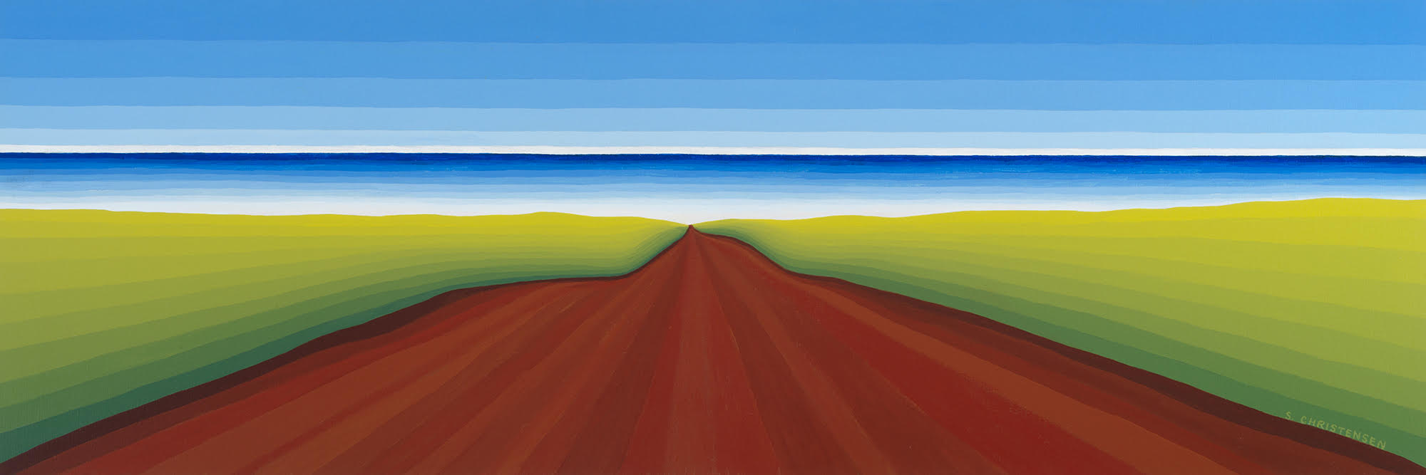 The Road to the Shore PEI