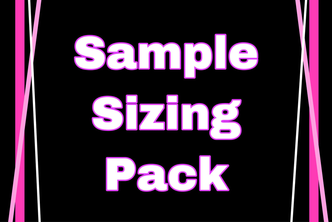 Sample Sizing Pack