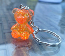 Load image into Gallery viewer, Gummy Bear Keychains