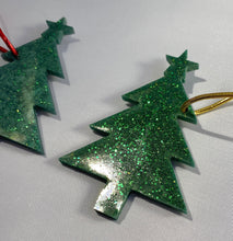 Load image into Gallery viewer, Resin Xmas Decorations