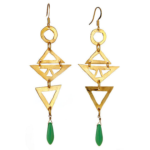 Hopi Earrings