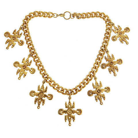 Lacerta Parure Necklace