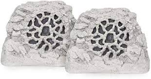 SpeakerCraft Ruckus8 ONE (Grey Granite) Outdoor Speaker (Pair)-Limited New Special Offer