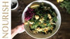 Roasted Cauliflower Ottolenghi Rice | Roots & Nourish Collaboration