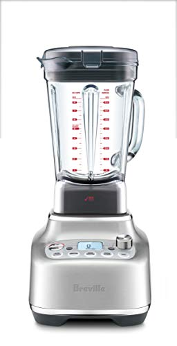 Breville's The Super Q, Super Quick, Super Quiet, Super Blender