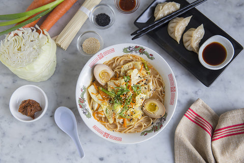 Fri July 5 : 5:30 - 8:00 Ramen Revolution Japanese