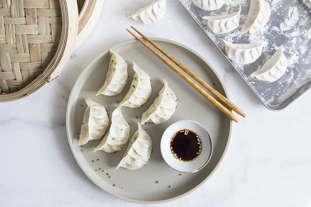 Sat September 24: 11:00 am - 12:00 pm  Unwrap the Art of the Dumpling (Kids)