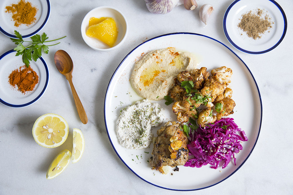 Fri May 29: 5:30 - 8:30 pm - The Ottolenghi Effect