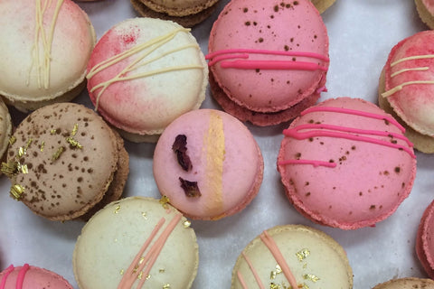 Wed March 29: 6:00 - 9:00 pm - Hand-Painted Macaron Making