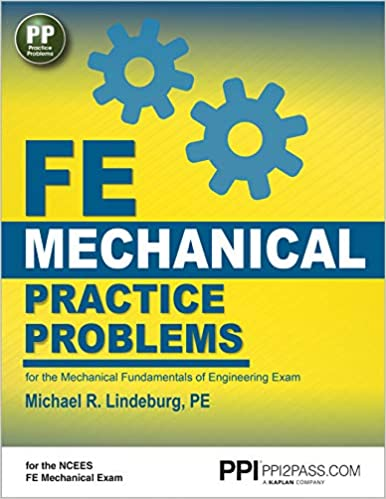 PPI FE Mechanical Practice Problems