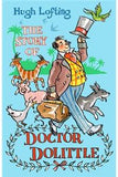 The Story of Dr Dolittle (Paperback)