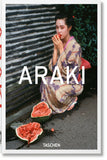 Araki. 40th Anniversary Edition (Hardback)