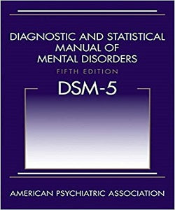 Diagnostic and Statistical Manual Mental Disorders