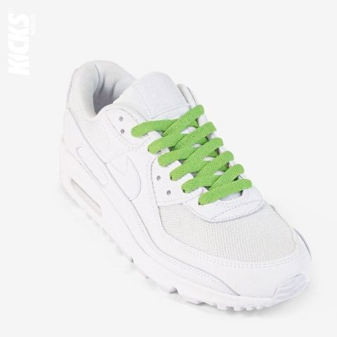 Bright Green Shoelaces