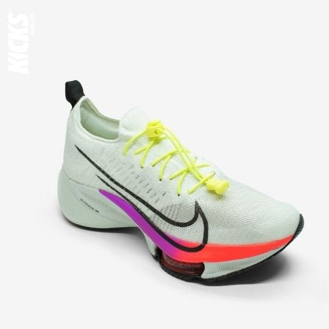 Fluorescent Yellow Quick Laces