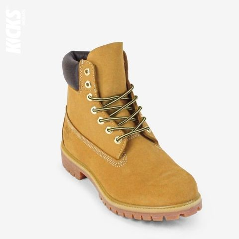 Yellow and Black Boot Laces