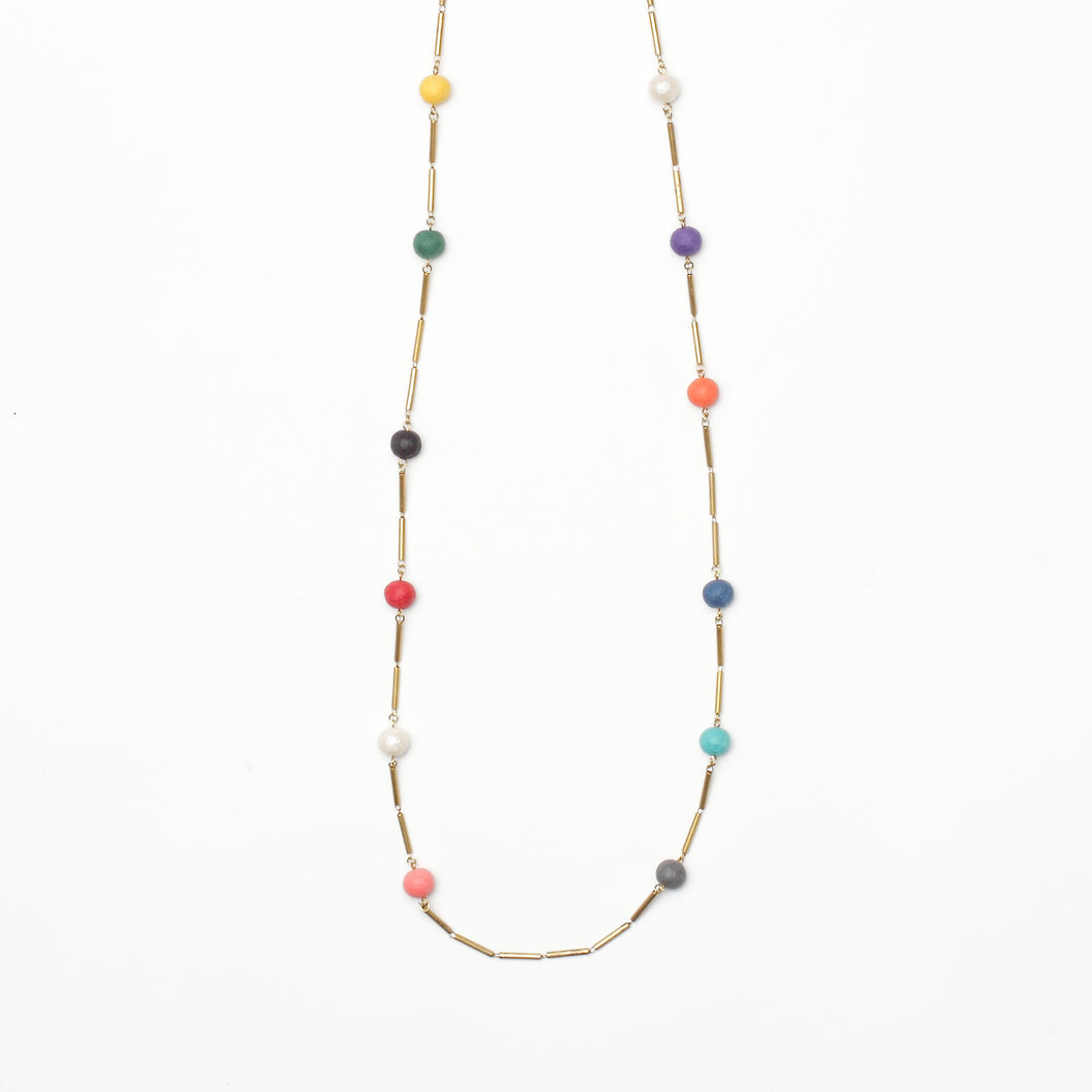 CANDY LONG NECKLACE 1423-90