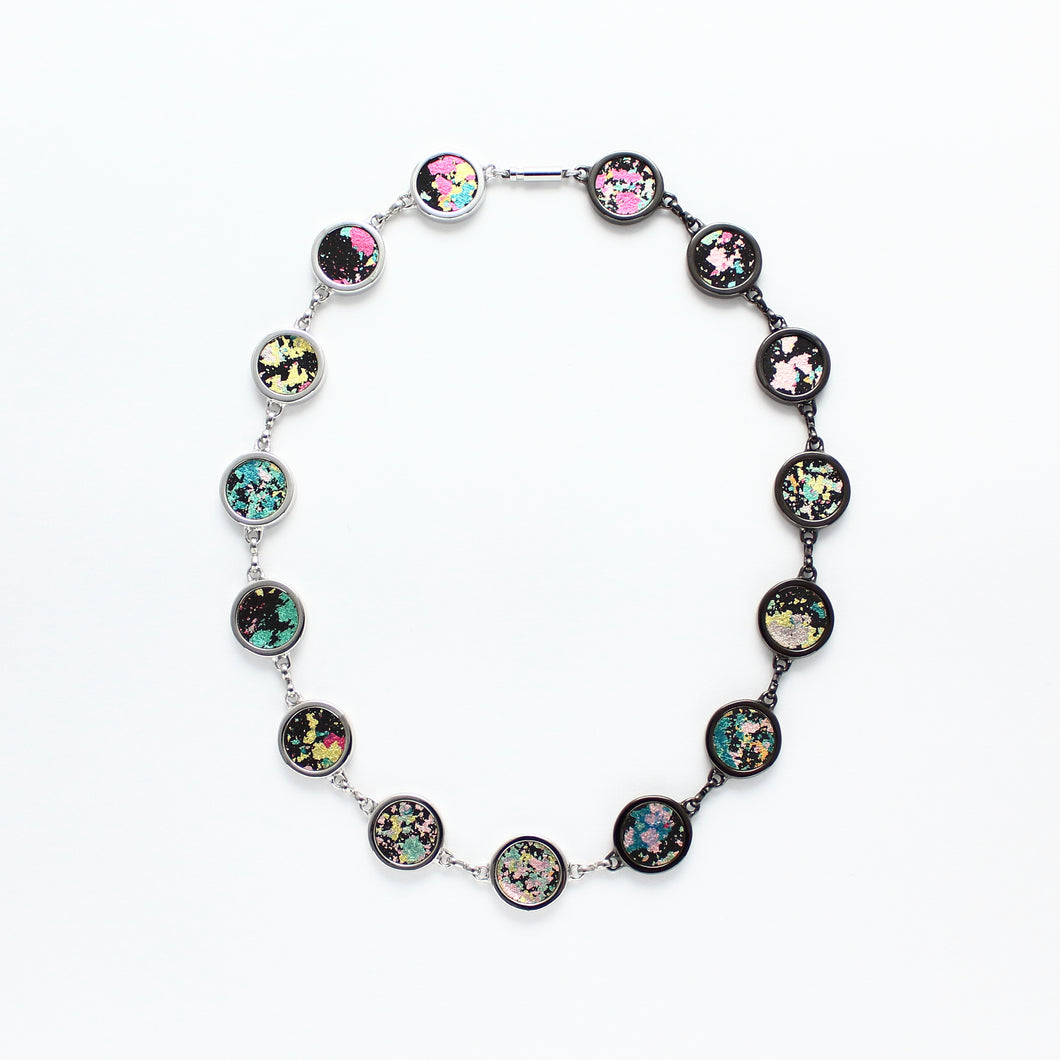 UNIVERSE REVERSIBLE NECKLACE 1704