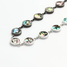 Load image into Gallery viewer, UNIVERSE REVERSIBLE NECKLACE 1704