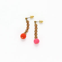 Load image into Gallery viewer, MORNING GLOW EARRING 1813