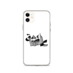 Aisha iPhone case