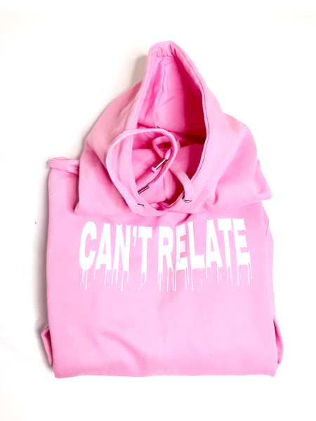 Can't relate lightweight dripping pullover