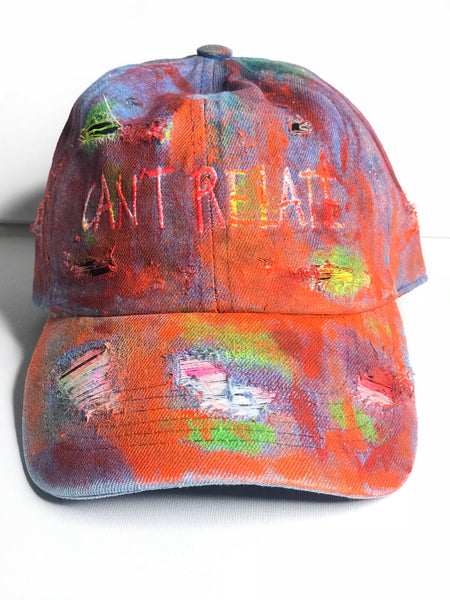 Can't relate multicolor Jean hat only 44 made