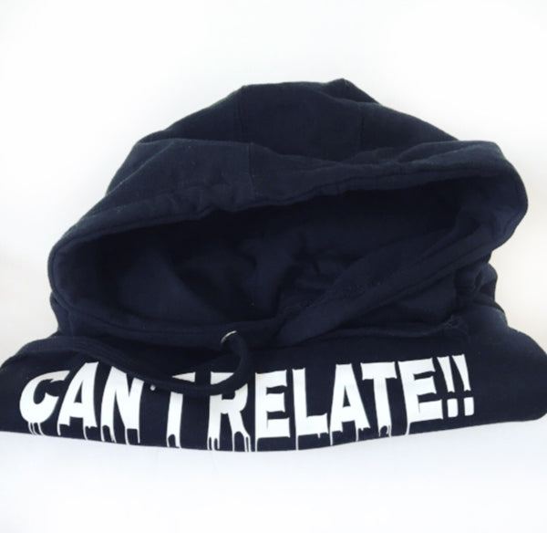 Can't relate Hooded pullover