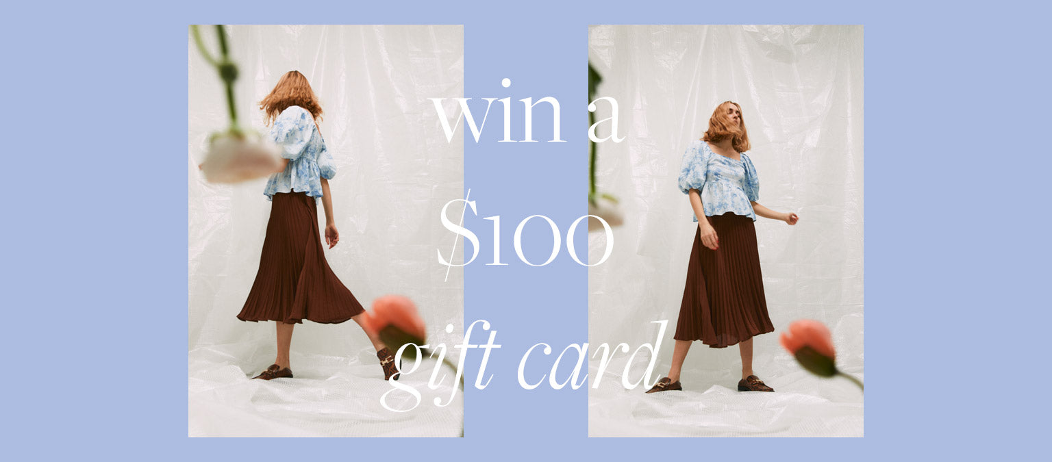 Win a $100 Y.A.S Gift Card