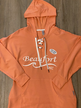 Load image into Gallery viewer, Beaufort Lace Hoodie
