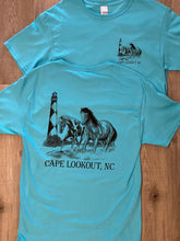 Load image into Gallery viewer, Cape Lookout Short Sleeve T-Shirt Assorted Colors
