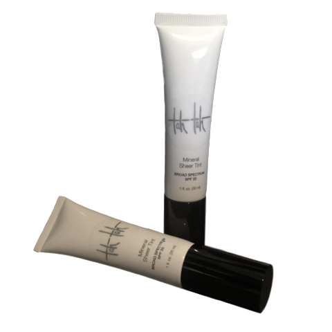 Mineral Sheer Tinted Moisturizer with SPF