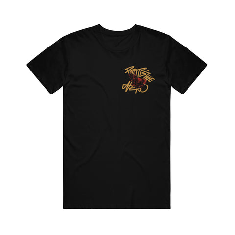"""Cow Do You Like Them Apples?"" Black T-Shirt"