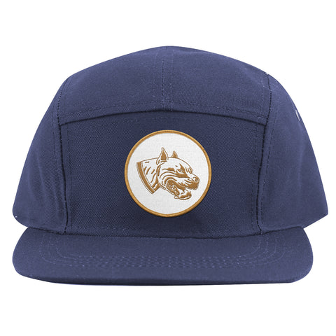 Pooch Patch Navy Camper Hat