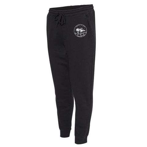 Hare Black Jogger Pants